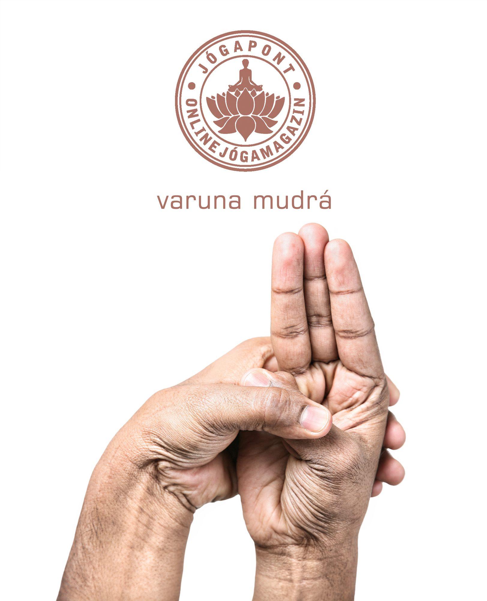 Varuna mudrá