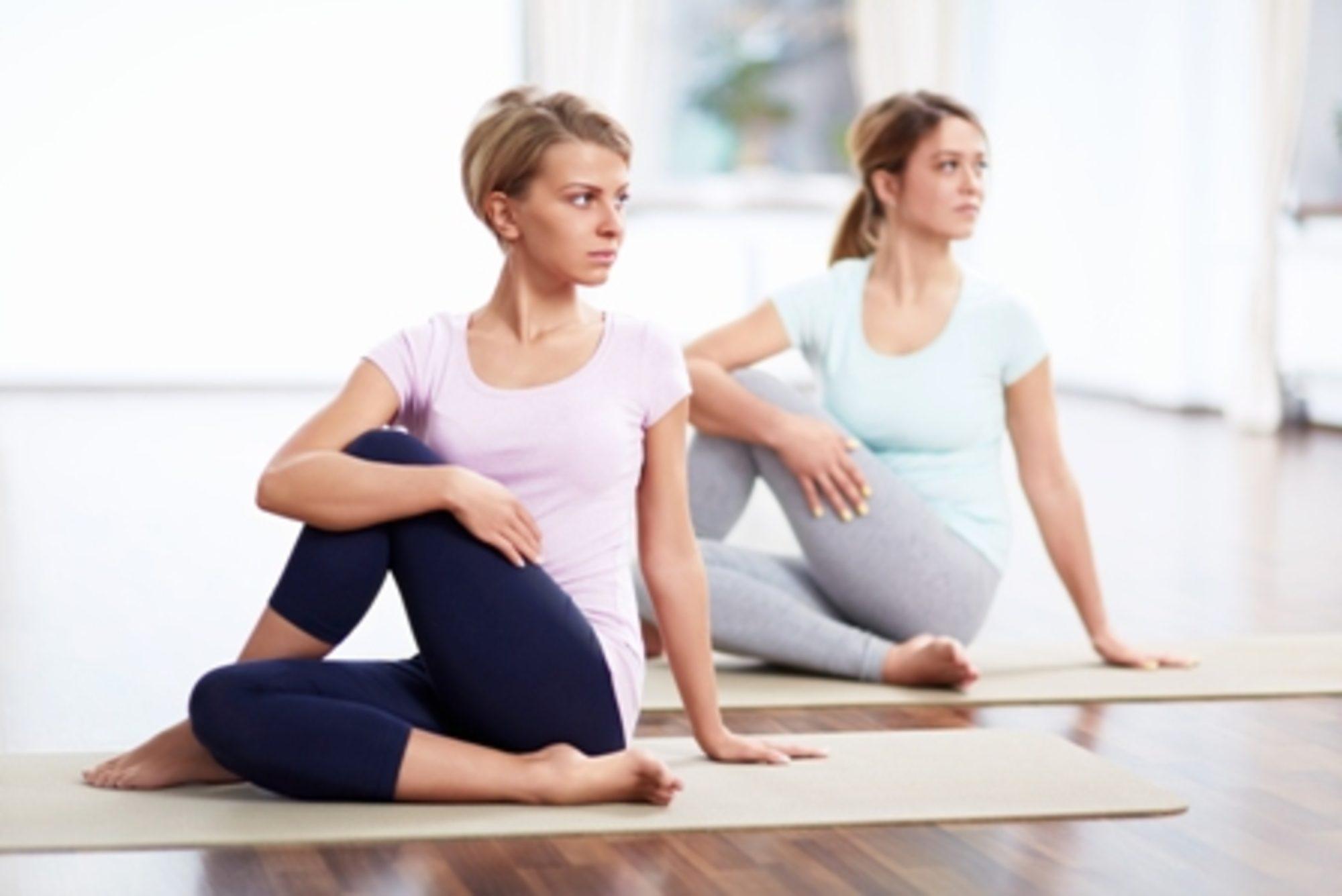 Tavaszi női jóga