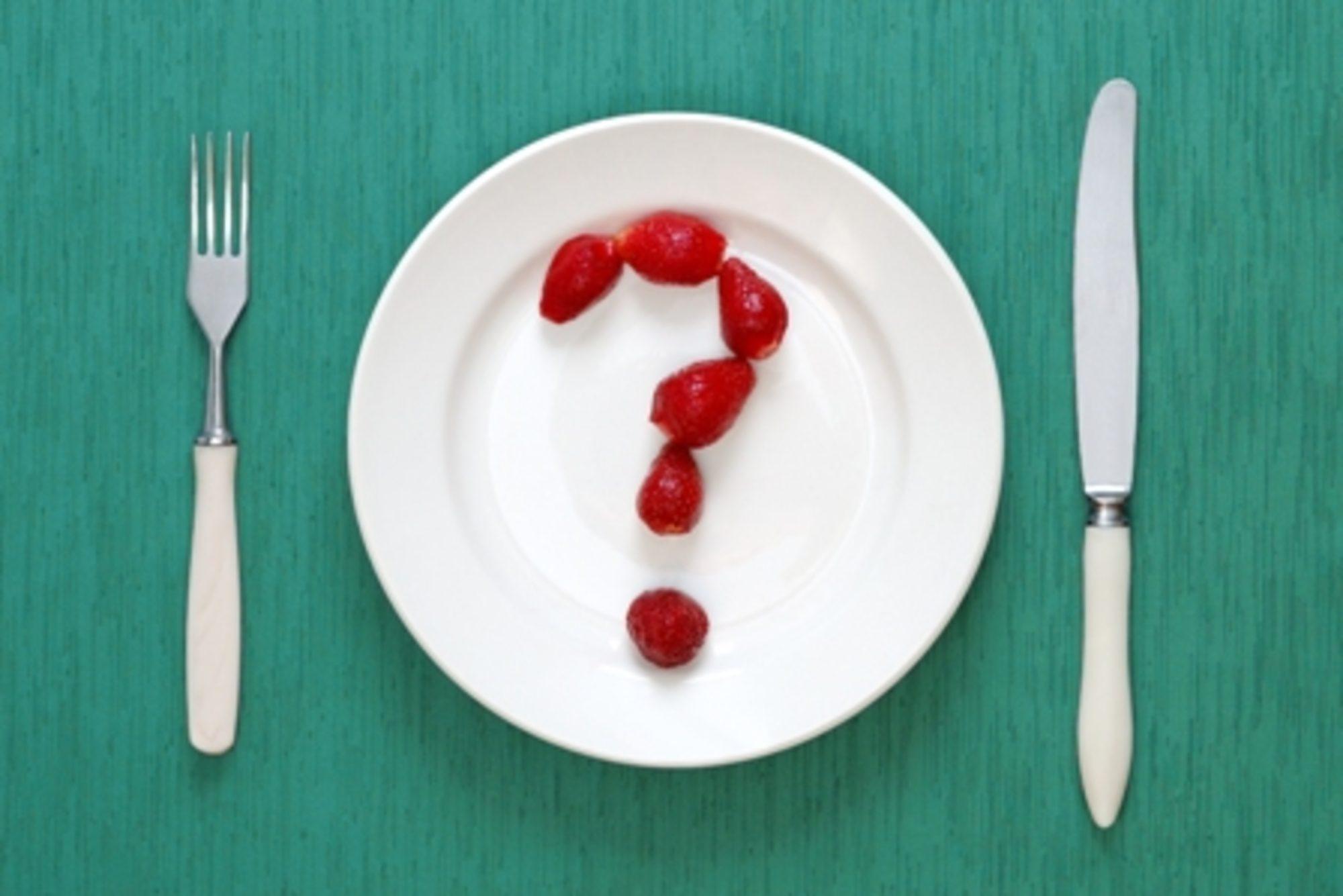 Mi az egészséges étel?