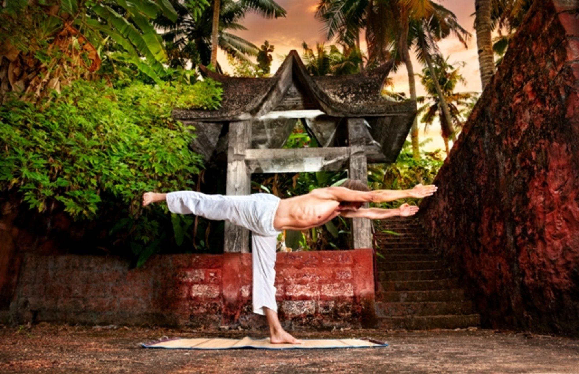 Hátizom erősítése jógával