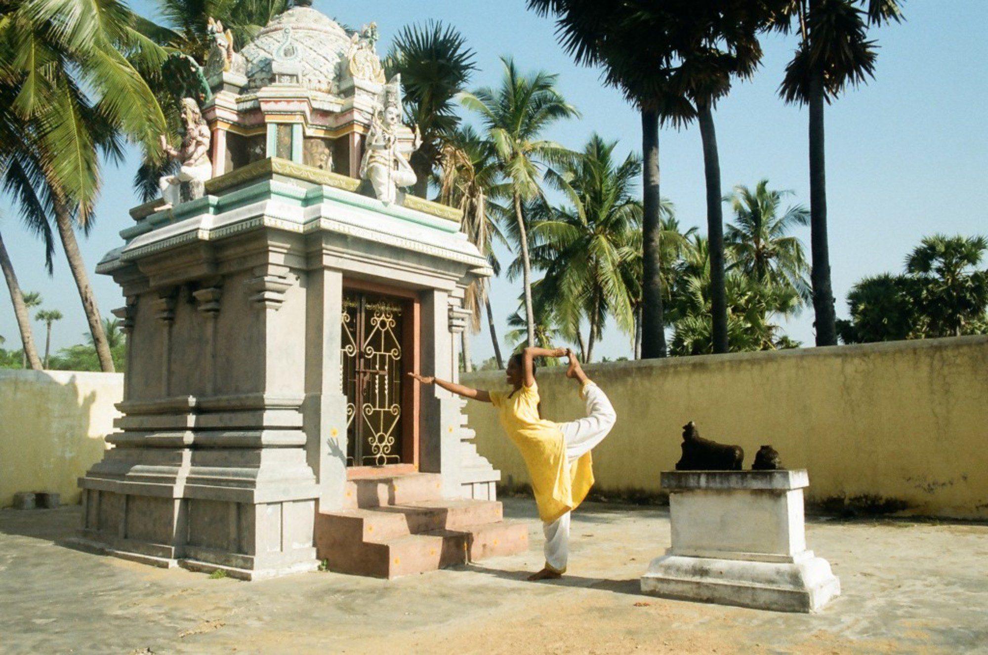 Egy tradicionális jógi
