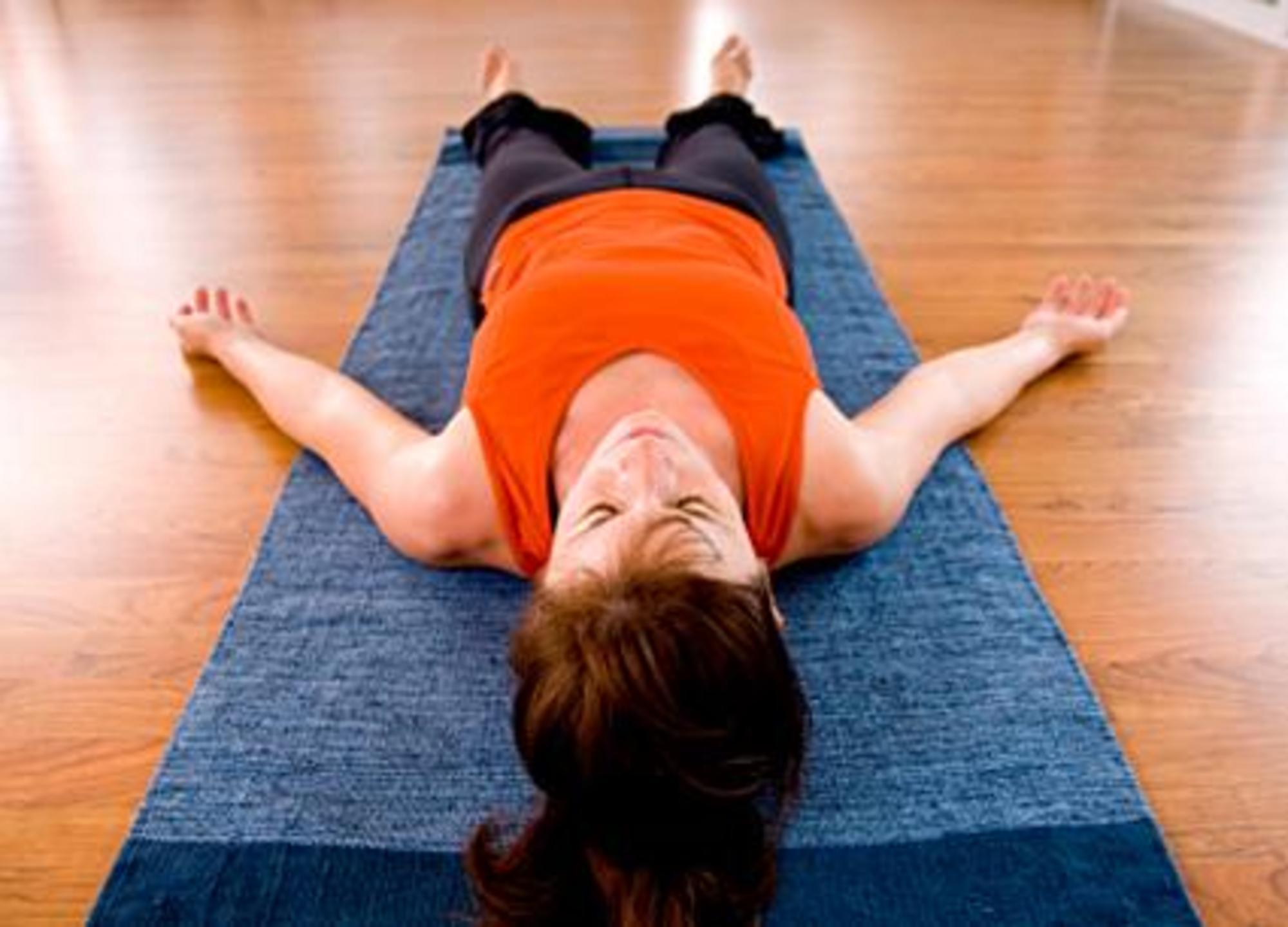A jóga nidrá kivitelezése