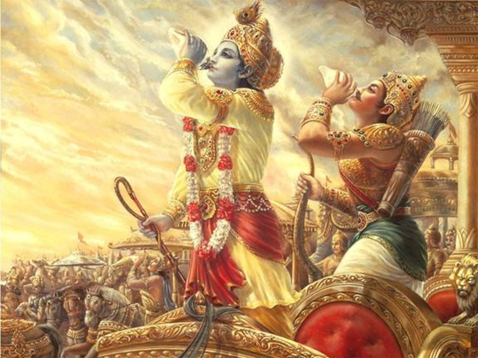 Jóga a Bhagavad-gítában