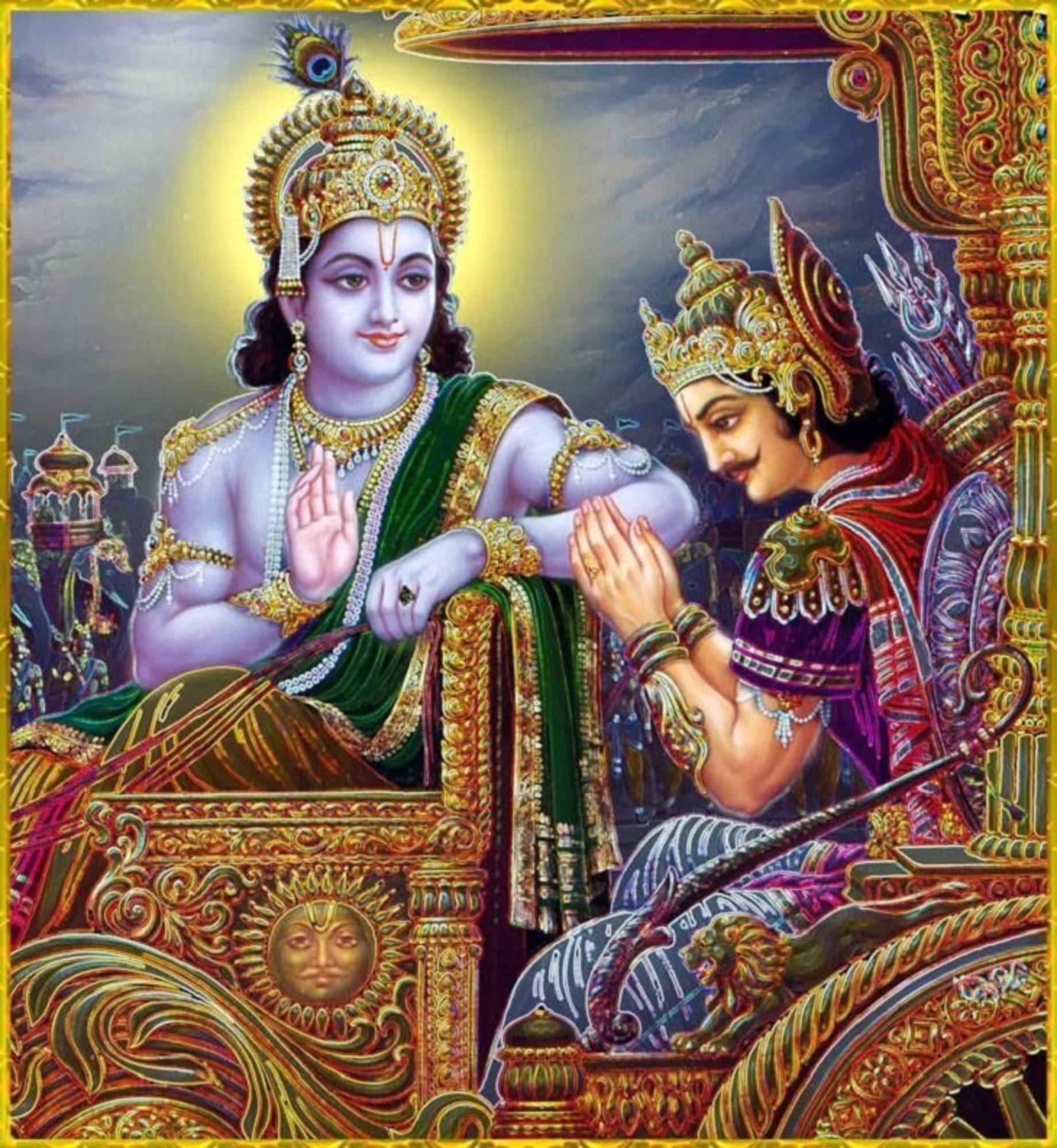 Jóga a Bhagavad-gítában – Ügyes cselekvés