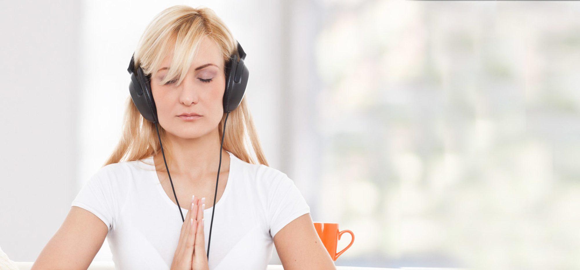 Hallgassunk-e jógázás alatt zenét?