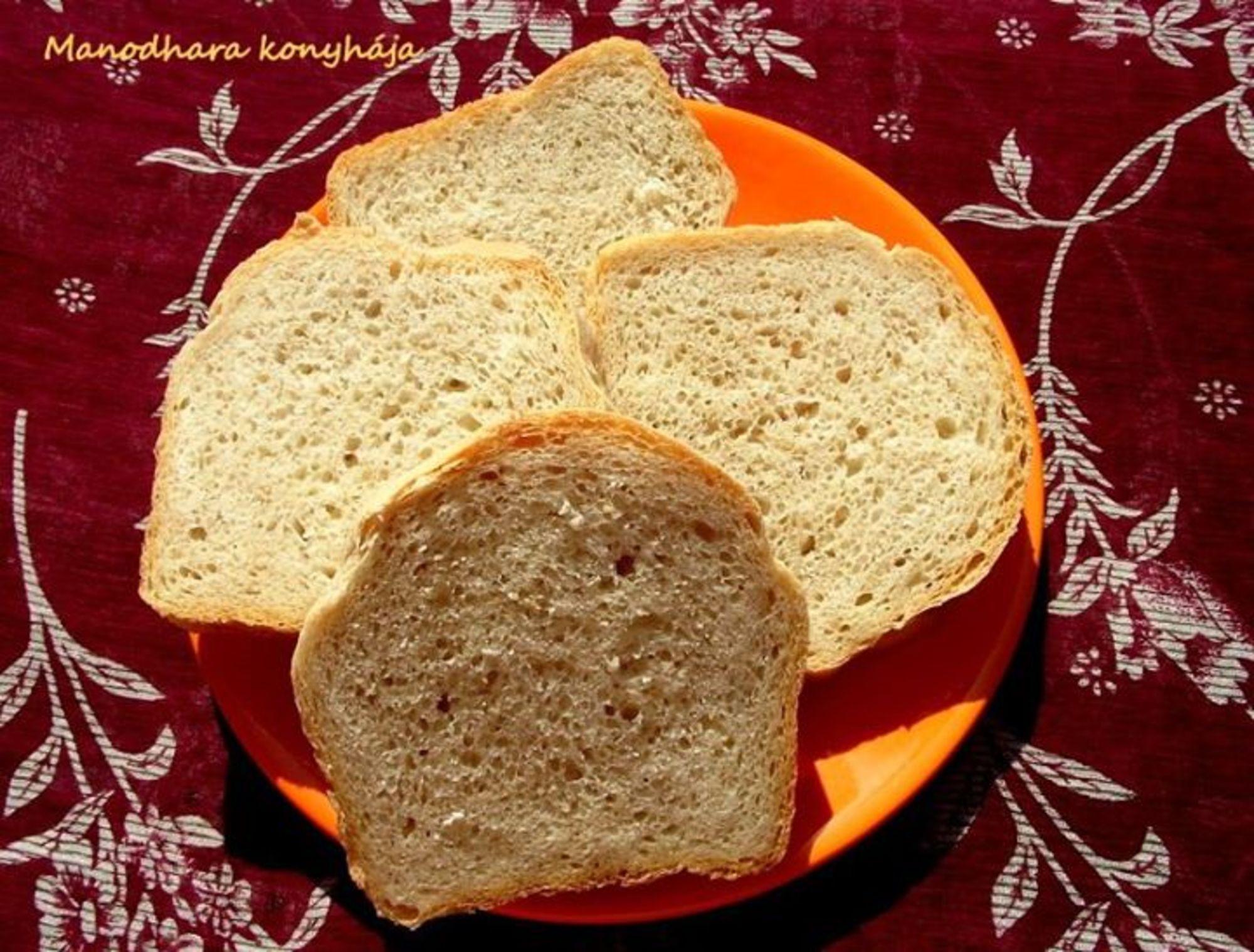 Recept: 2Kenyér  – Manodhara konyhájából
