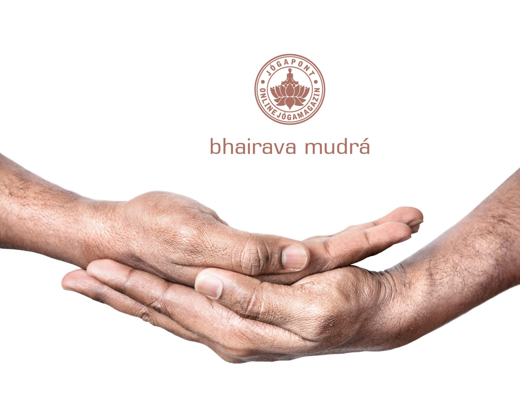 Bhairava mudrá