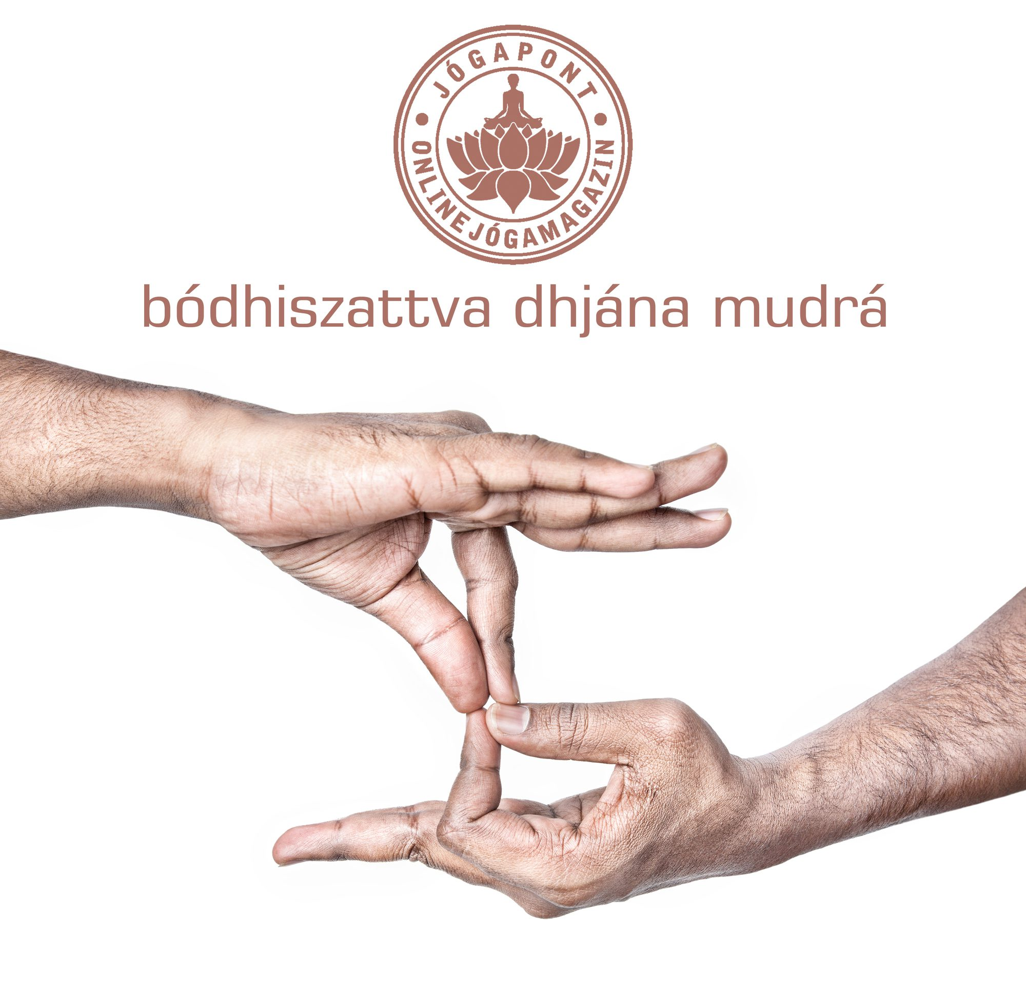 Bódhiszattva dhjána mudrá