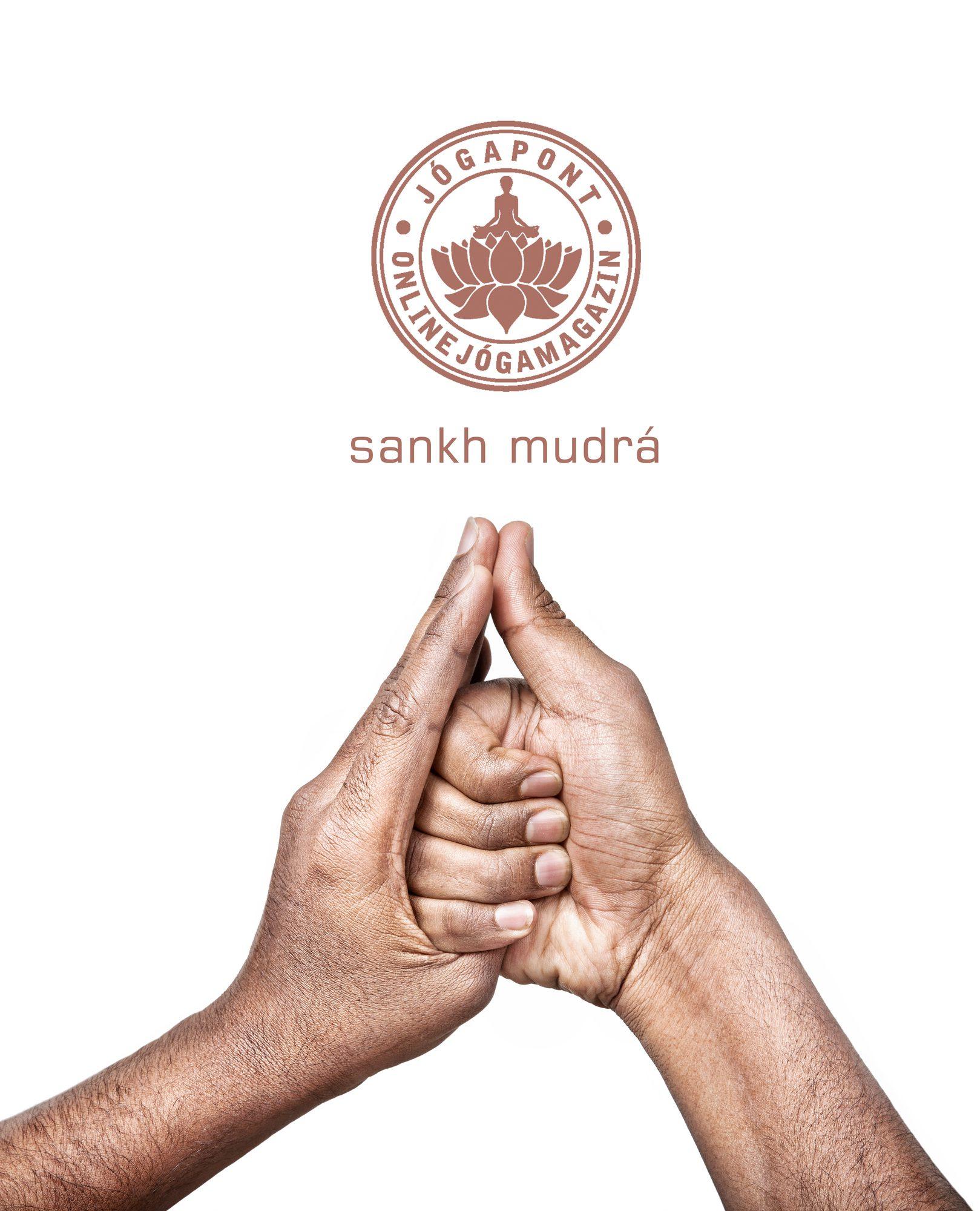 Sankh mudrá