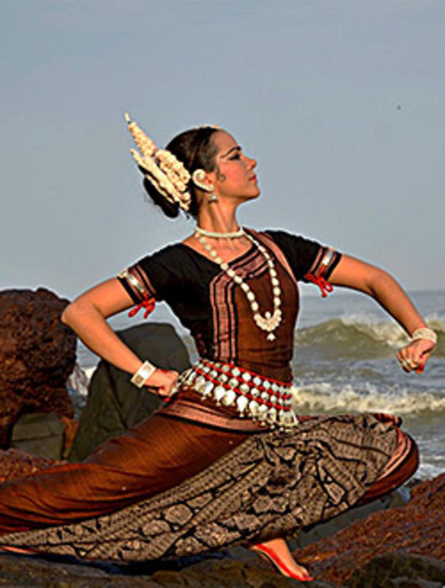 A szakrális indiai táncok és a jóga