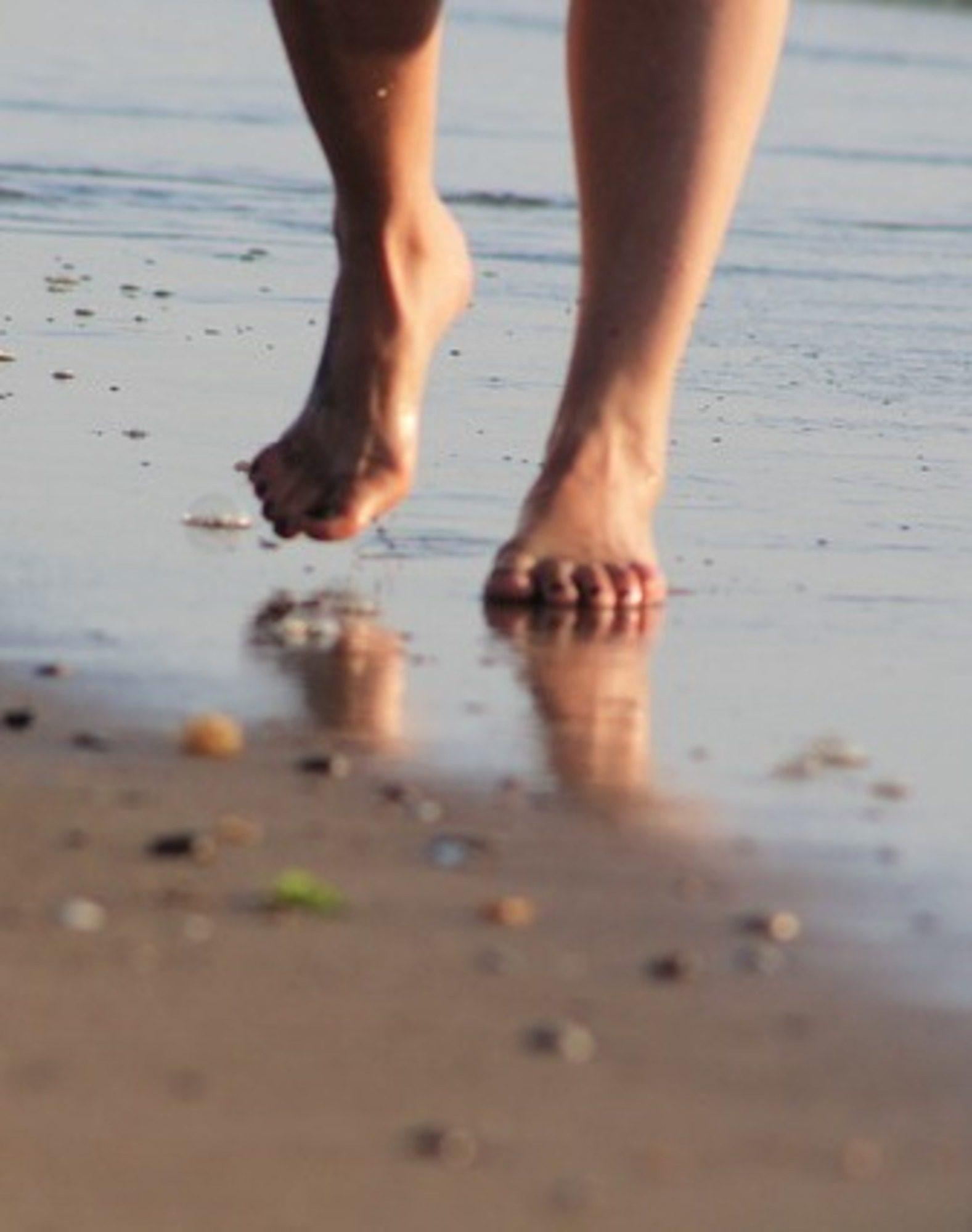 A lábfej jógája