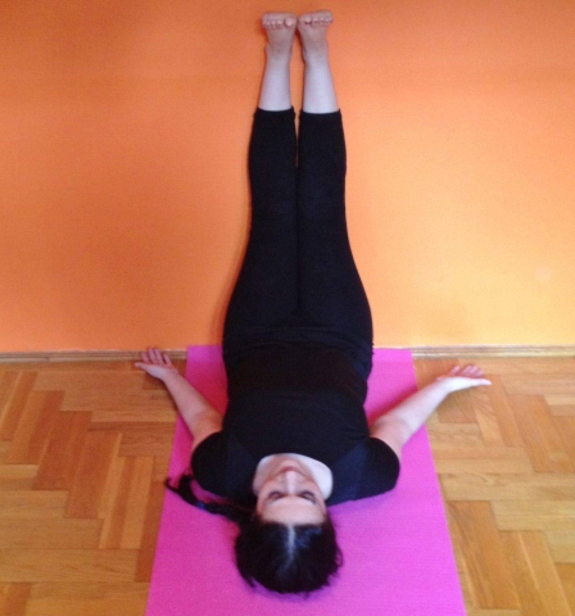 Stressz ellen jóga