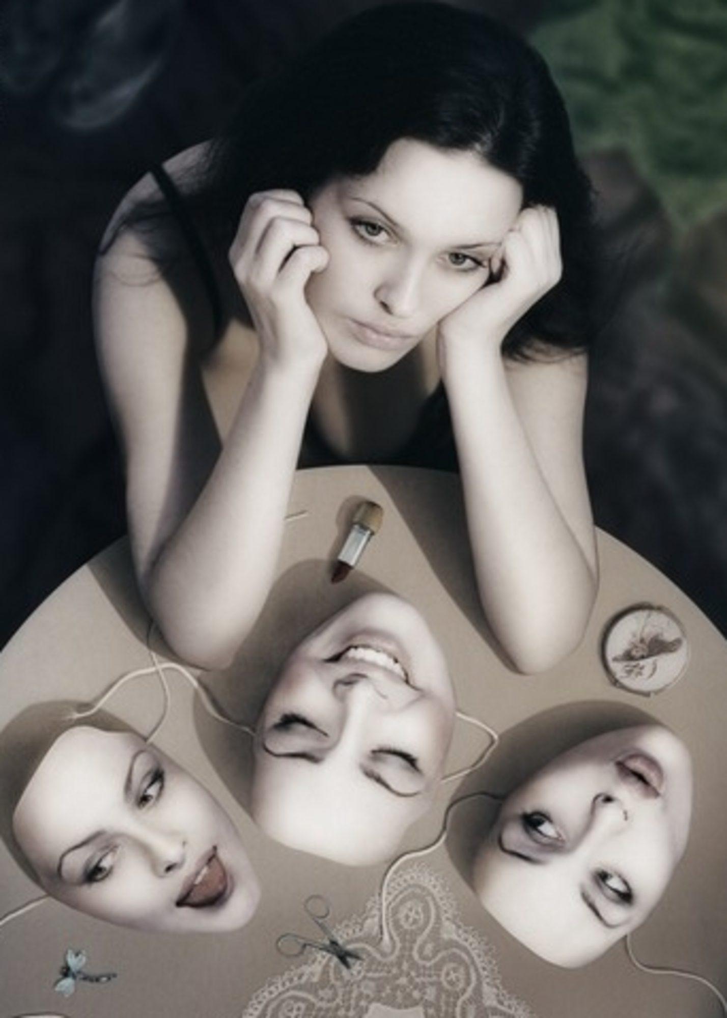 Randevú materialista nő