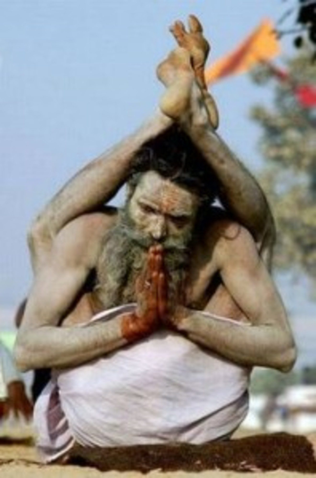 A jógaguruk guruja a gyakorlásról