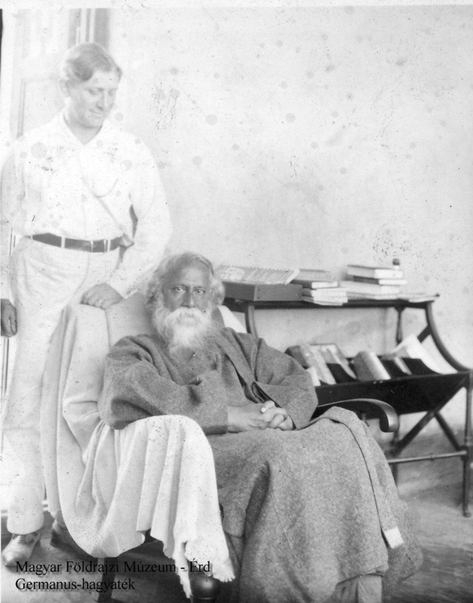 Germanus Gyula indiai éveiről (1929-1932)