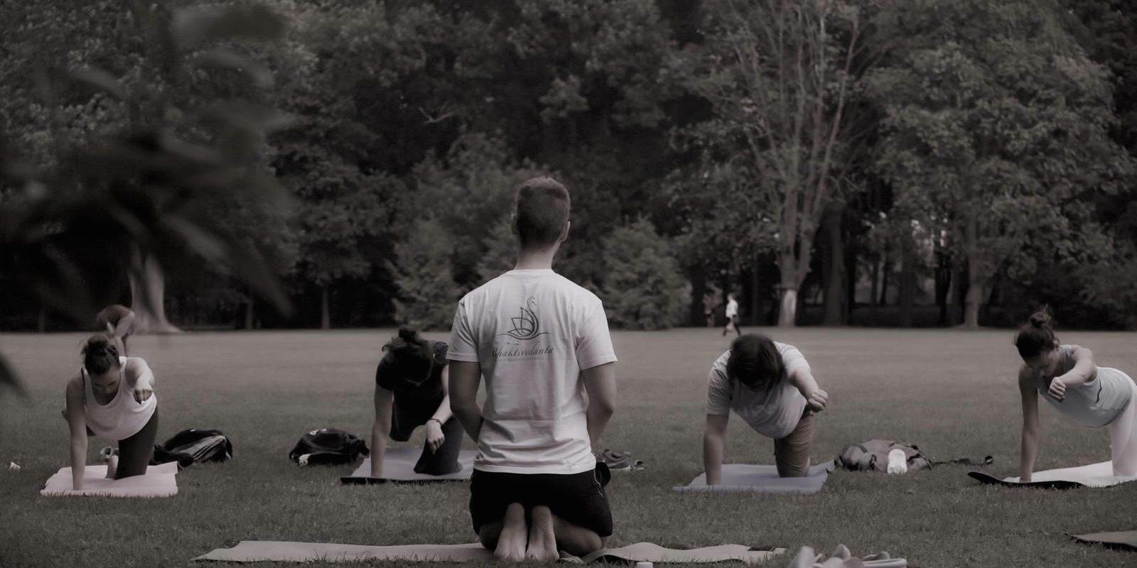 Így ünnepeltük a jóga nemzetközi napját