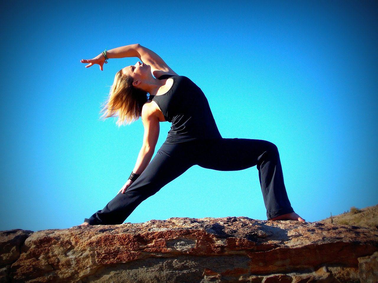 A női jóga alapelvei