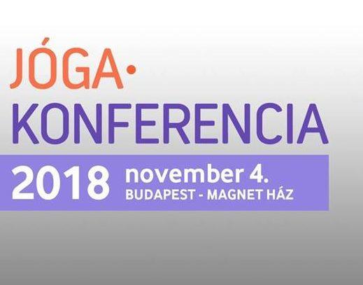 Jógakonferencia 2018