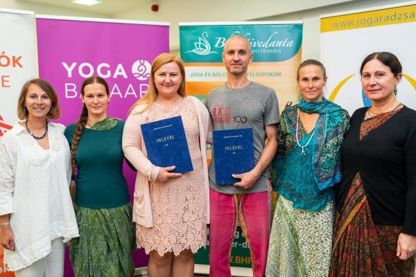 Beszámoló a Jógarádzsa Díjak ünnepélyes díjátadójáról