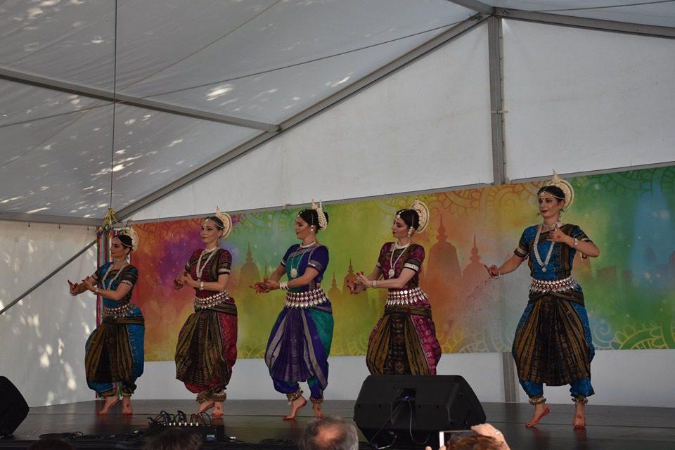 Áldást hozott az India Varázsa Fesztivál 2019