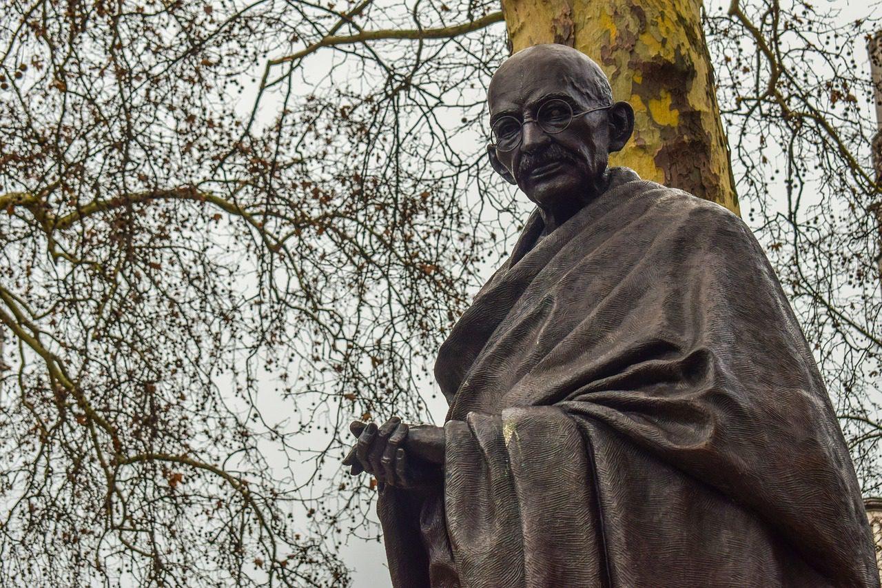 10 csodálatos idézet Mahátma Gandhitól
