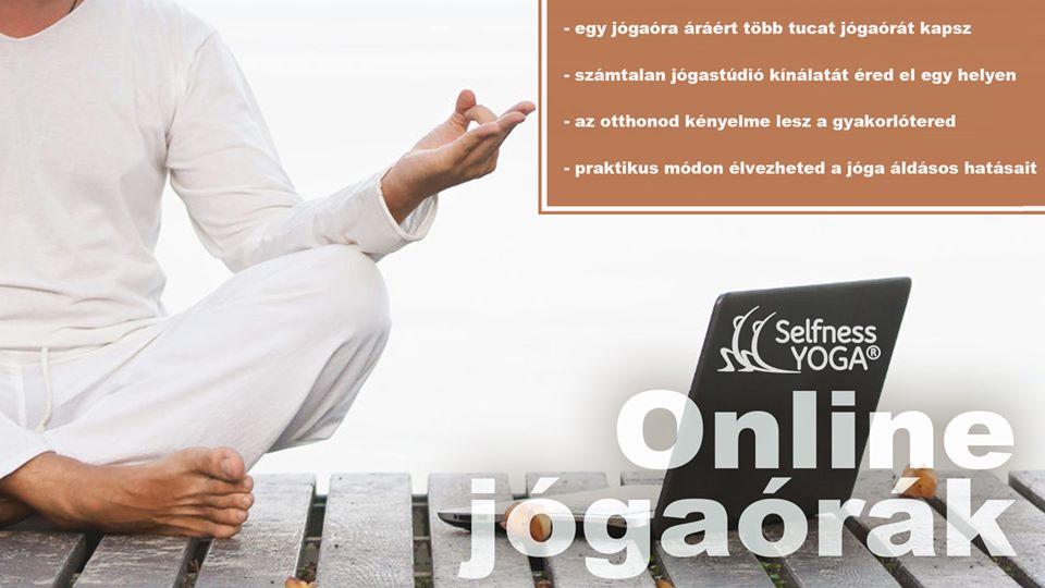 Ha nem szeretnél közösségbe menni, tudsz otthon is jógázni az online jógaórákkal