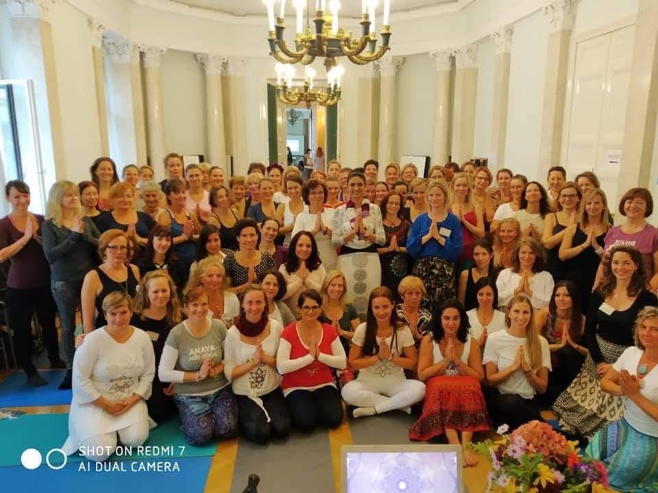 III. Női Jógakonferencia – Online is