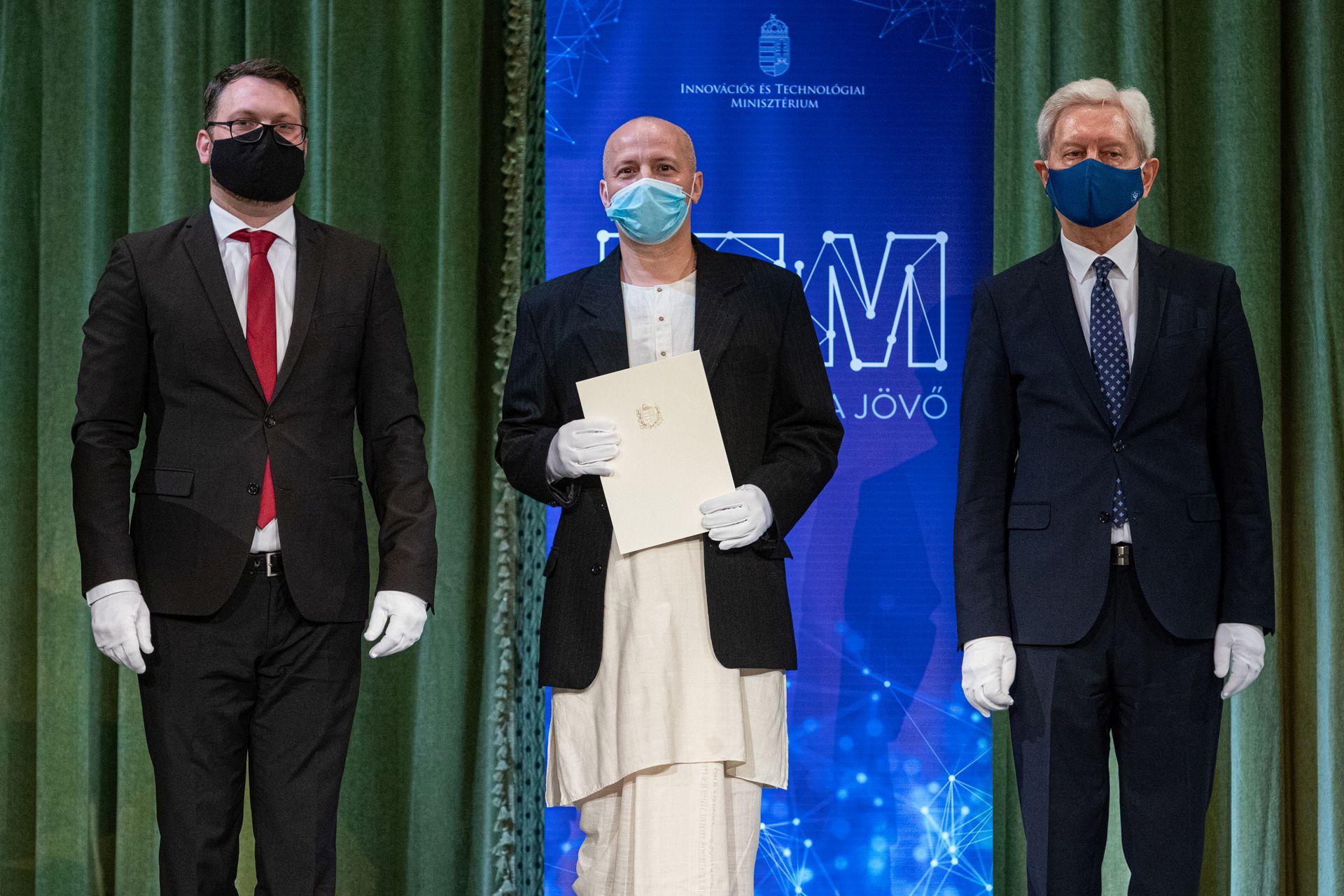 Dr. Tasi István – kinevezés