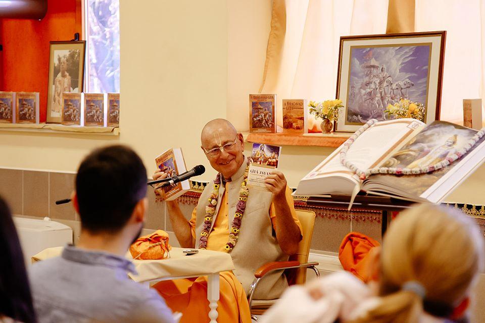 Sivarama Swami szemével – Élet egy kizökkent világban