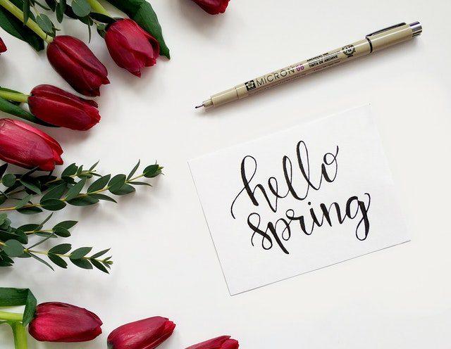 Vigyázz, kész, tavaszi megújulás!
