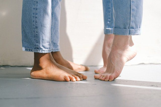 A lábfej bemelegítése: miért fontos, és hogy csináld?