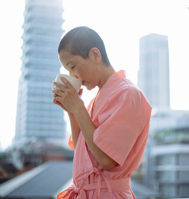 Egy hűsítő ájurvédikus tea a forró nyári napokra