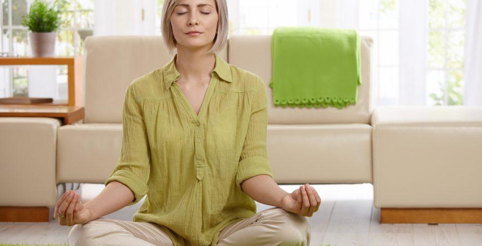 Stresszoldó jógaworkshop